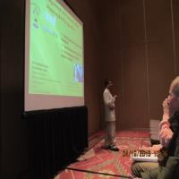 Dr.Gaurang at NAMA Conference,USA,As Speaker
