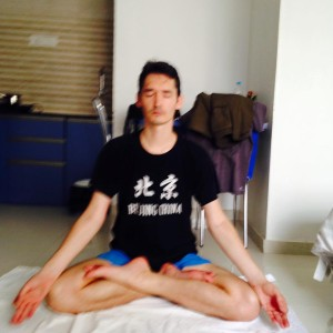 Meditation at Atharva Ayurveda